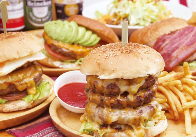 Burger Shop H&S