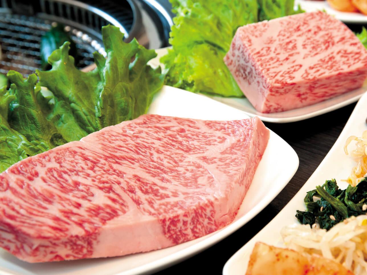 本格炭火焼肉 琉球の牛