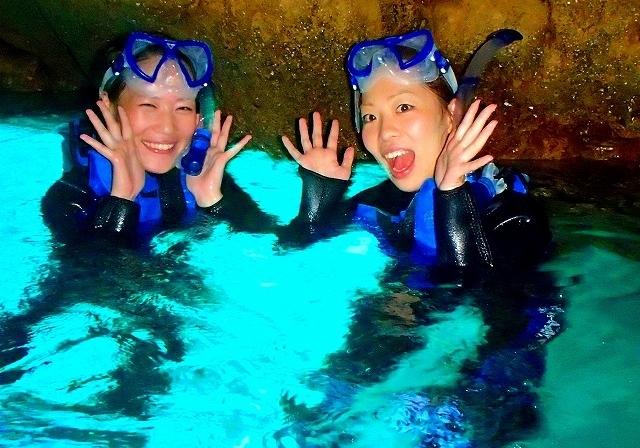 青の洞窟ボート専門店マリンレジャーハイサイド
