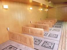ラジウム岩盤浴場 シュタインテラピー/ホテルサン沖縄