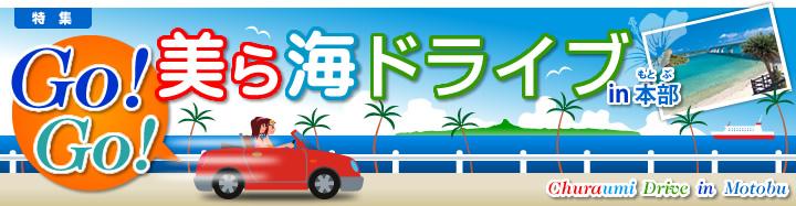 GO!GO! 美ら海ドライブin本部