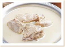 久米島鶏塩水炊き