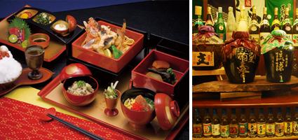 琉球海鮮料理 あしびなー琉球御膳