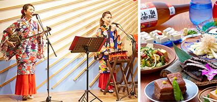 沖縄の台所 ぱいかじ 国際通り店島唄ライブ