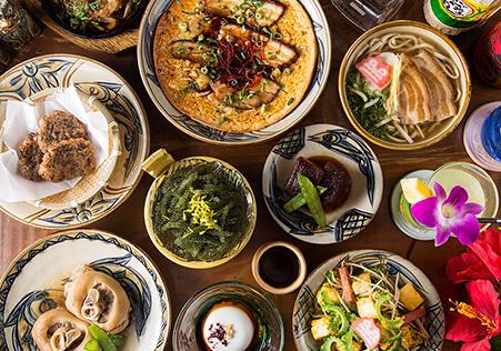 沖縄の台所 ぱいかじ 本店