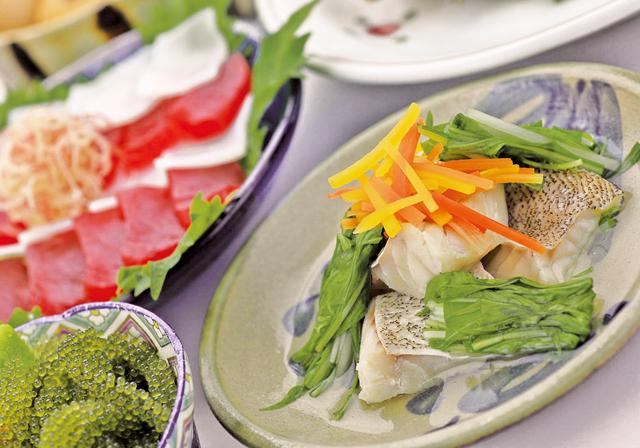 琉球料理 オーキッド