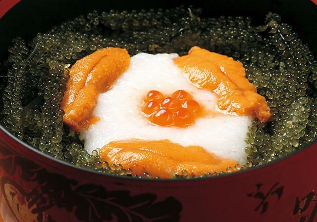 ラーメン&磯料理 元祖海ぶどう