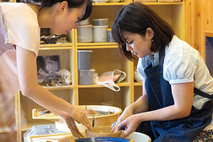 育陶園 陶芸体験