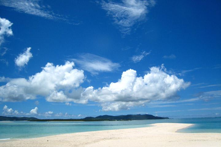久米島 癒しの島
