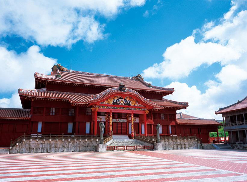 首里城 ~琉球王国への誘い~コース
