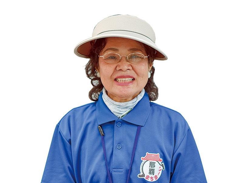 ガイド 桜井 洋子さん