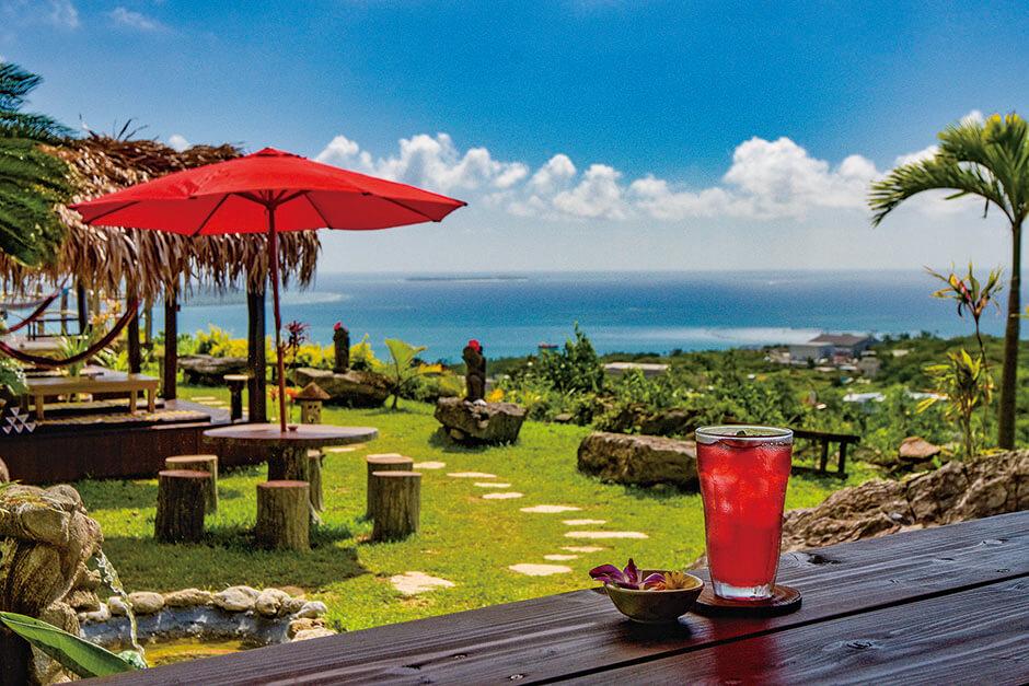 海カフェ-亜熱帯茶屋-