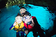 青の洞窟シュノーケリング_アンダゴ