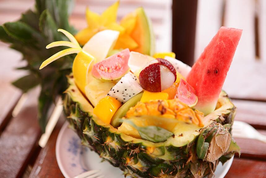 OKINAWAフルーツらんど フルーツボード