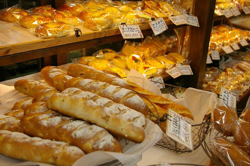 パン工房 ラ・ガール