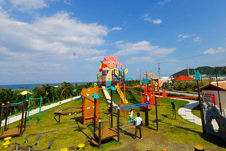 結の浜公園