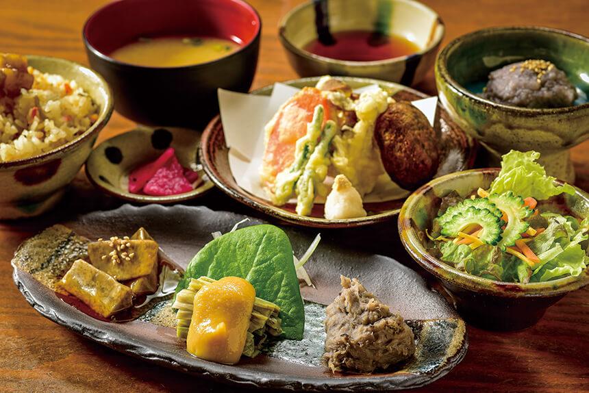 琉球島料理 田芋