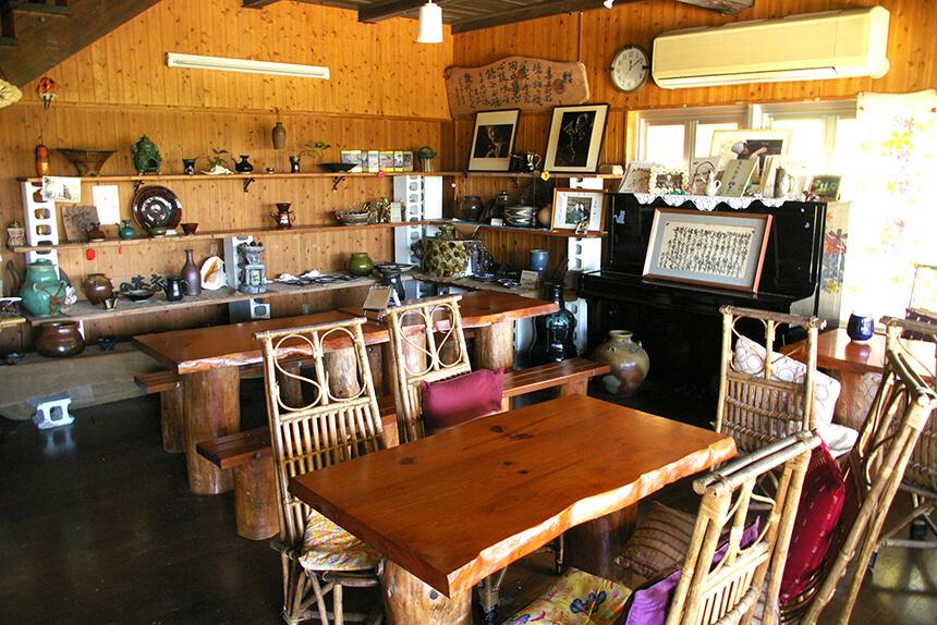 ギャラリー森の茶屋