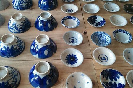 沖縄のやちむん市(陶器市)で見つける、お気に入りの陶器たち