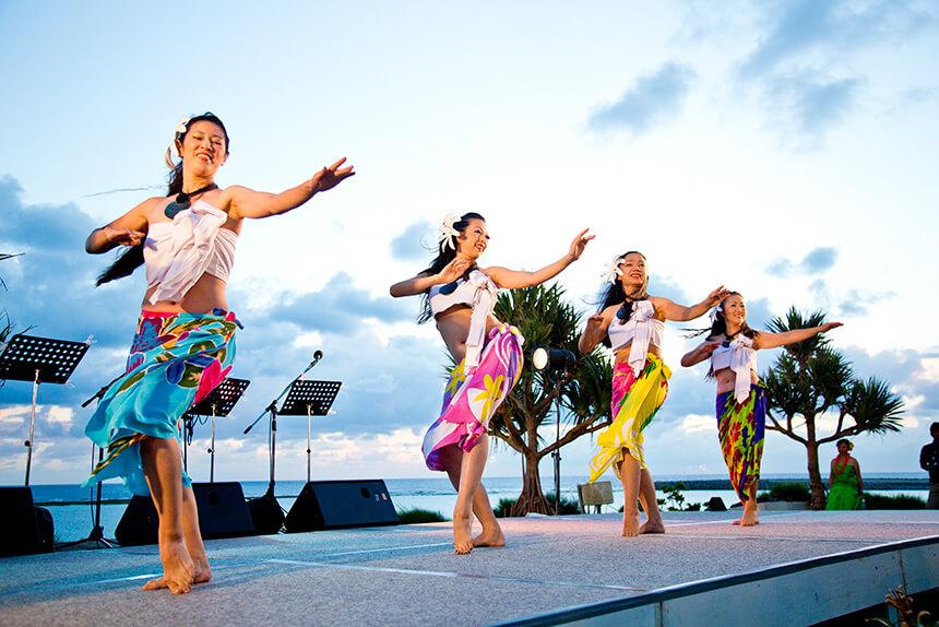 久米島ハワイアンフェスティバル
