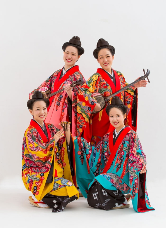 Nēnēs are a represntative of the female groups in Okinawa