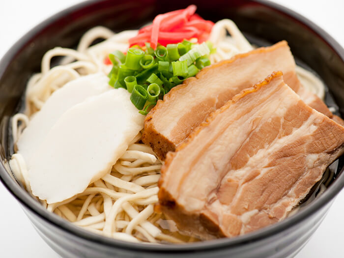 Recommendation Okinawa noodles
