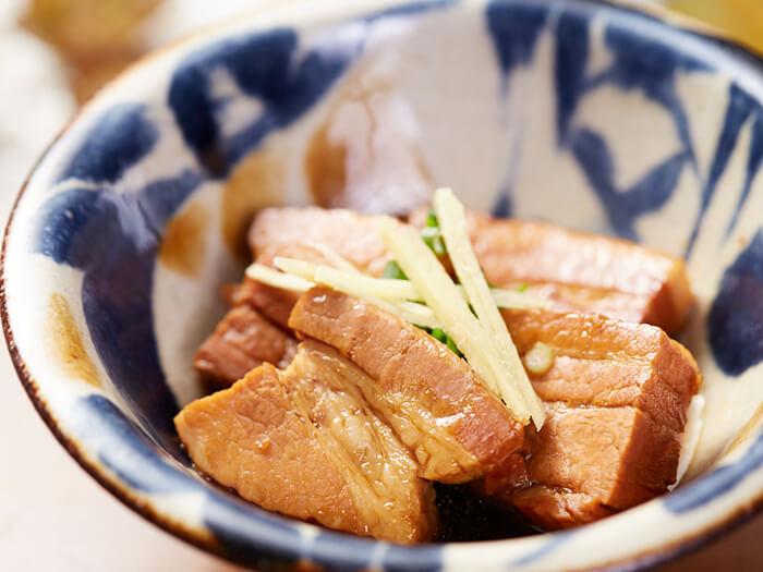 「Location Dining凪」特製沖繩東坡肉