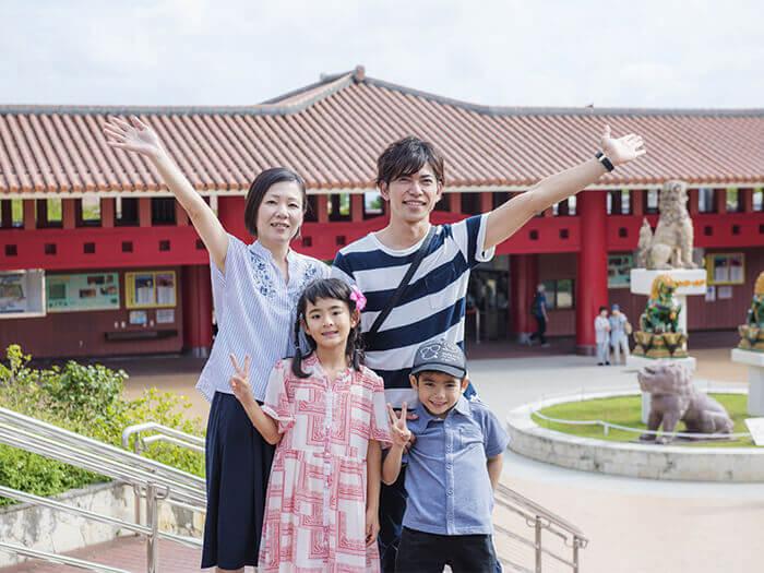沖縄の自然・文化が一堂に揃ったテーマパーク!