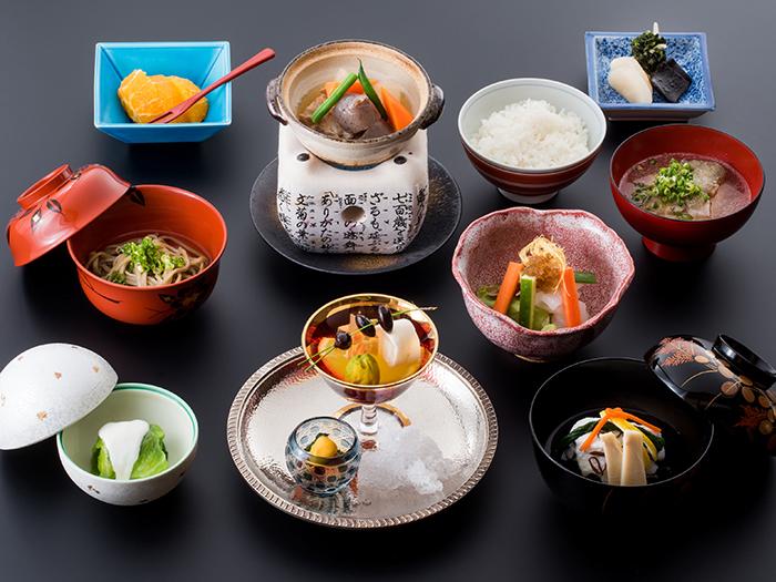 【和食レストラン 神着】繊細でダイナミックな技と味