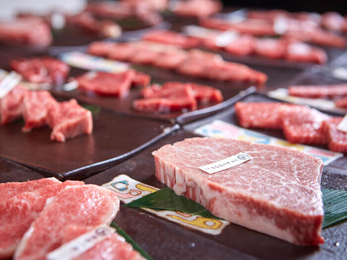 The restaurant purchases whole cows, so you get to try a wide variety of cuts!