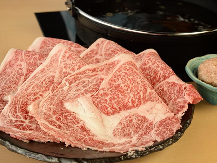 本店的石垣牛皆採用A5等級的高級牛肉