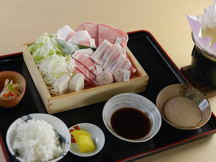 阿古豬全豬涮涮鍋套餐