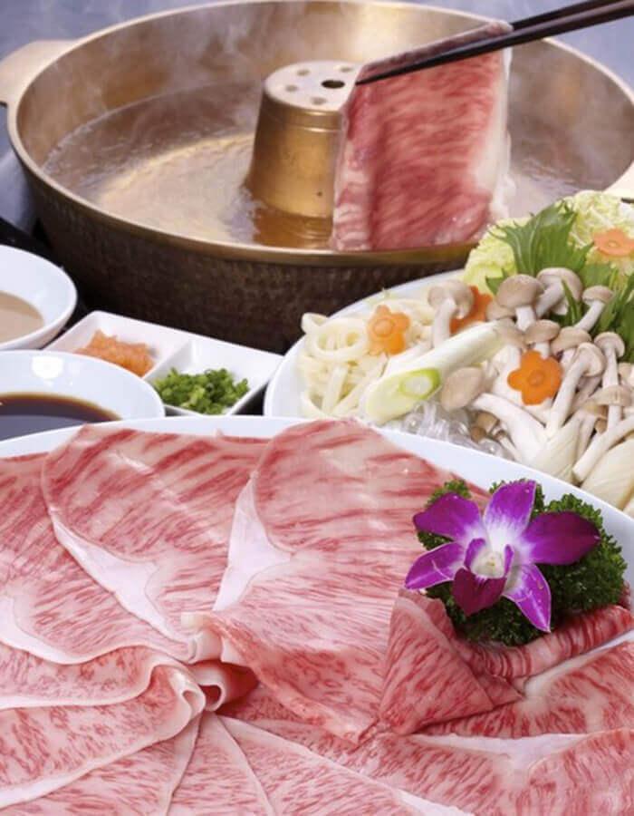 特選牛涮涮鍋套餐