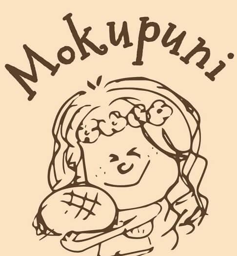 Mana-chan(小女孩)是店鋪標誌