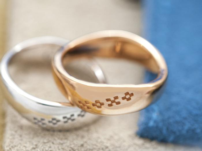 不管是時尚,還是對戒,都是最引領流行風潮的戒指