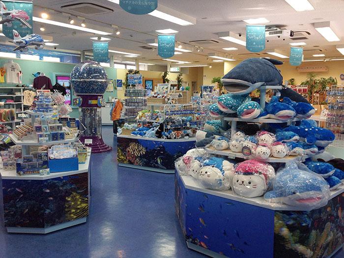 沖繩美麗海水族館的人氣商品大集合!
