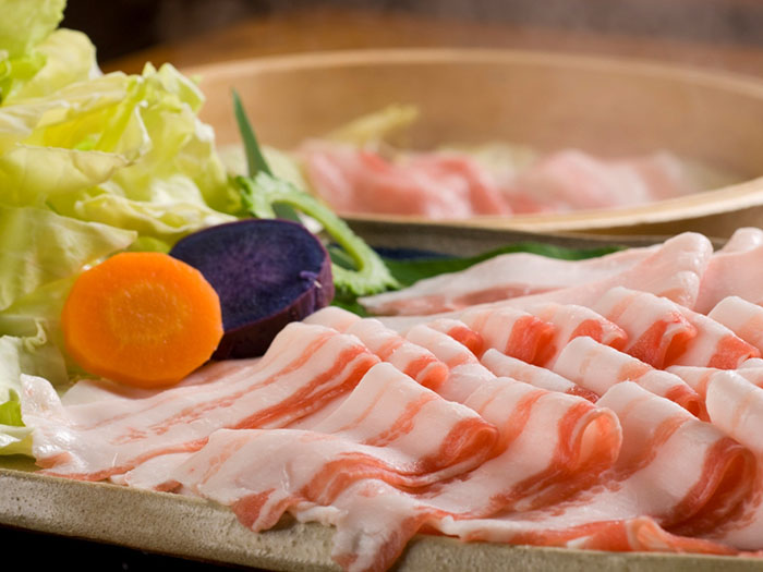 全食材嚴選!山原島Agu豬的蒸籠套餐