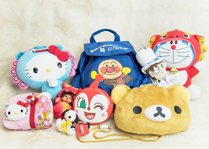 如果您想要找沖繩的伴手禮以及角色人物商品的話,請儘管交給我們!