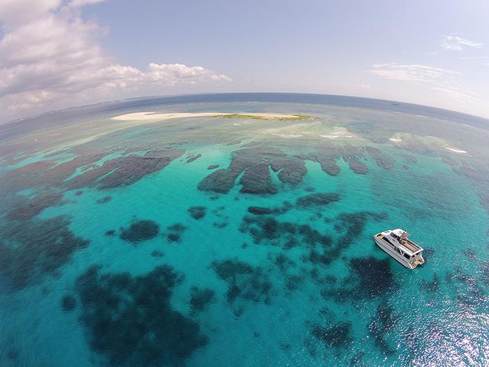 慶良間群島無人島.說到慶良間群島,這可是世界上所有的潛水傢門所懂憬的景點。