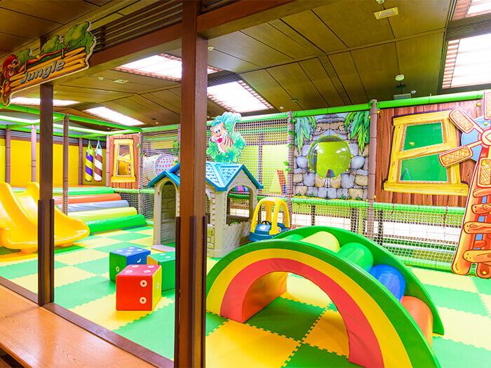 兒童遊戲區免費使用