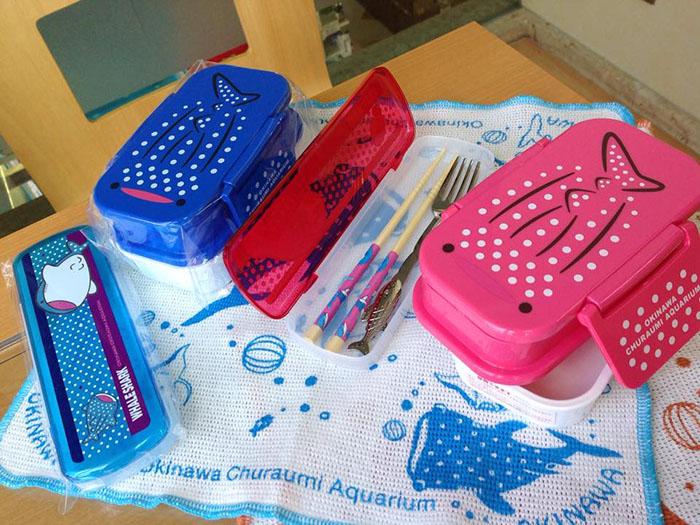 午餐盒及筷子組合等等,快來搭配屬於你的組合吧!