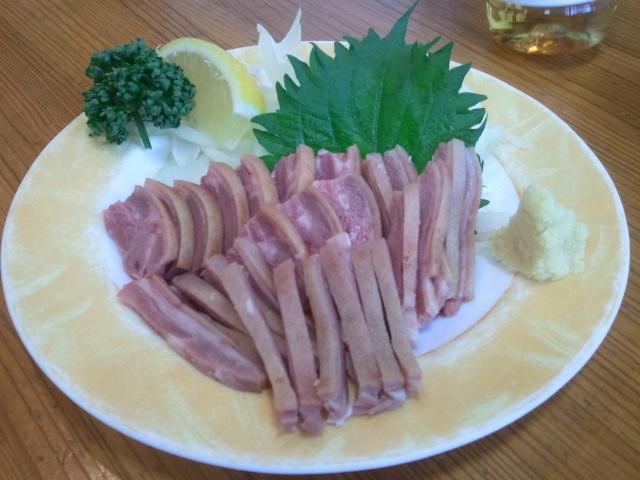 """可以品嚐到沖繩特色的""""山羊料理"""""""