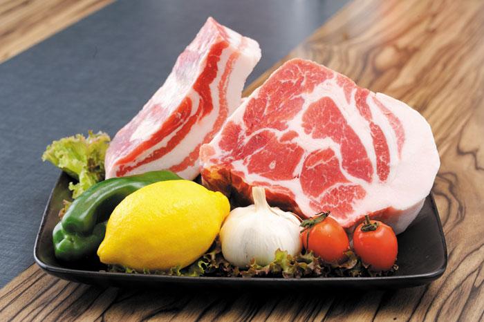請務必來品嚐夢幻般的沖繩縣產豬肉「Agu」