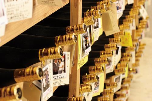 悠然的音樂會促進古酒的成熟