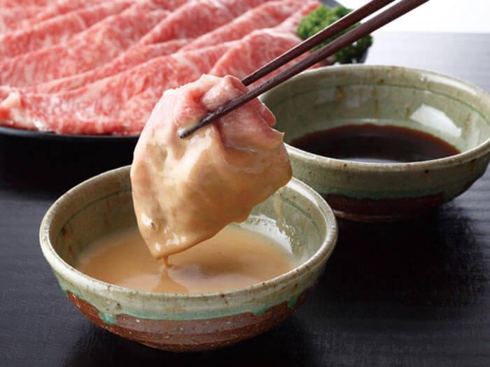沖繩縣產黑毛和牛涮涮鍋堪稱極品