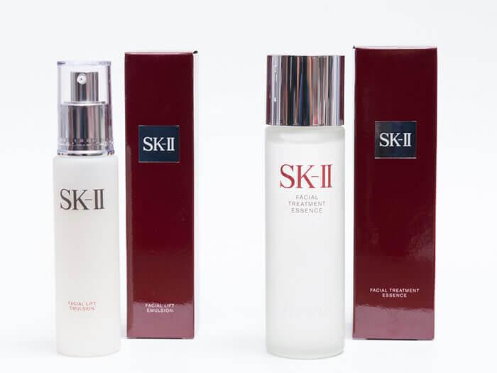 本店是SK-Ⅱ的正規營銷店