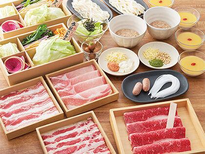使用能保留食物原味的涮涮鍋方式品嘗嚴選食材的美味