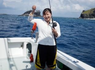 那霸出發半日海釣體驗之旅