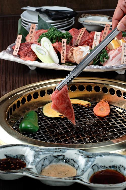 高級牛肉,肉嫩,非常引起食欲。