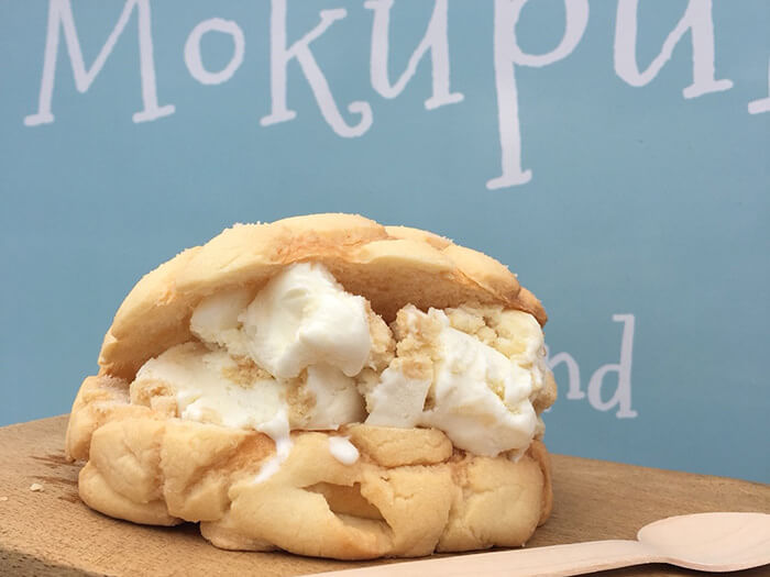 將沖繩的Blue Seal冰淇淋做成三明治!一起來挑選您喜愛的口味吧